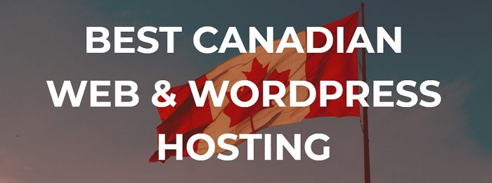 web hosts Canada
